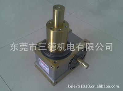 SAN DE 间歇分割器,凸轮分度机构,制药机械装配机械机构