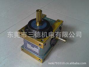 《台湾德士》凸轮分割器 11DS-6-90-SLB-1R型 台湾原装分割器