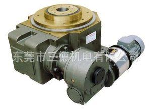 SAN DE间歇分割器,拉头机械、圆盘工作台机械专用凸轮分割器