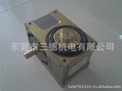 SANDE 精密间歇分割器 45DF-04-180-2R凸轮间歇分割器 分度器