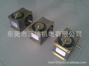 热销j9九游会  分割器 60DF-24-180-2R2-S3-VWX型精密间歇分割器